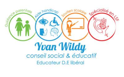 Partenariat avec Yvan Wildy, éducateur pour jeunes enfants et dans la parentalité en libéral